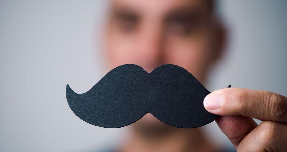 """During Movember, Men Are Doing """"Mo"""" For Their Health"""