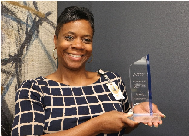 Community Medical Centers receives 'Workplace of the Year Award'  for fourth year in a row