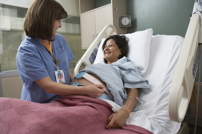 Maternity services recognized for safety, quality