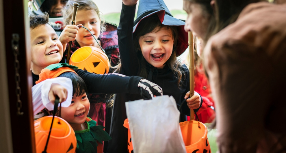 Tips for a fun (and safe) Halloween!