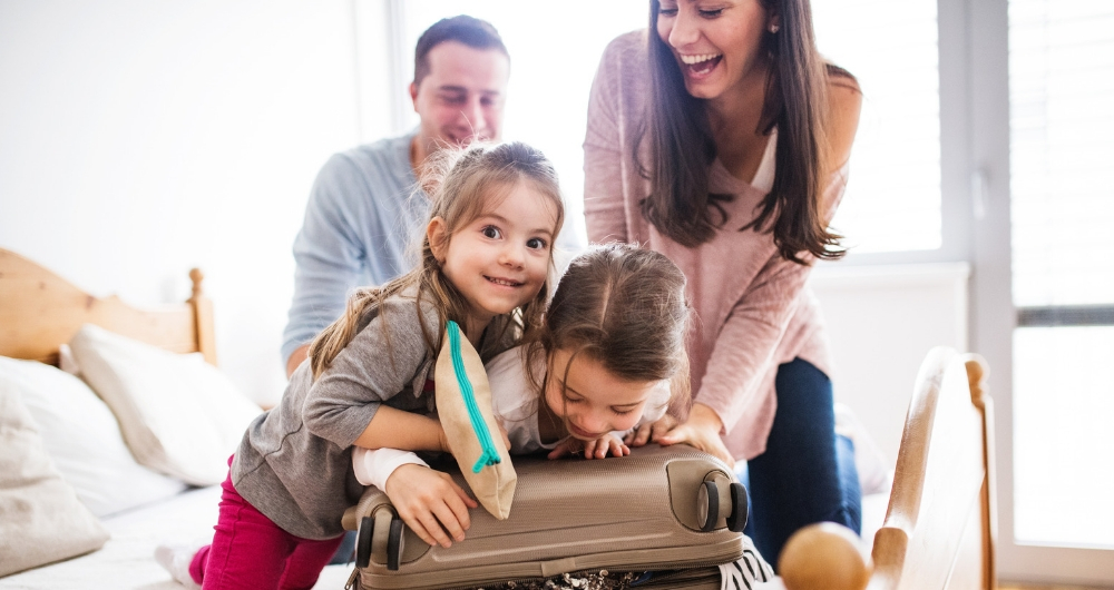 Travel Tips for a Safe and Healthy Vacation
