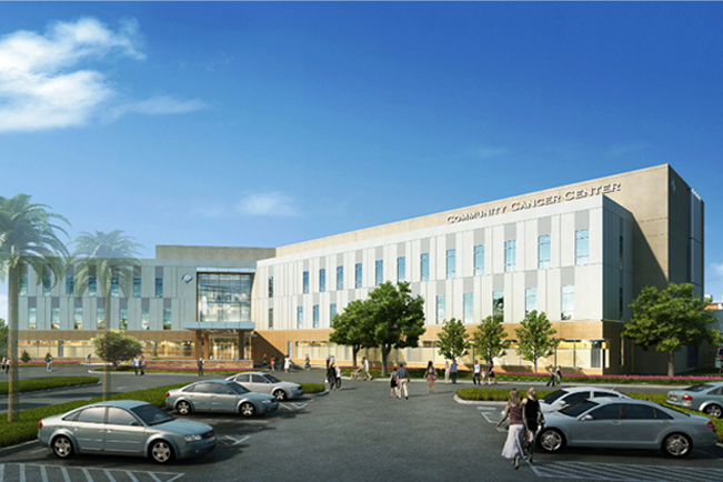 Construction to start on 100,000-square-foot regional cancer center