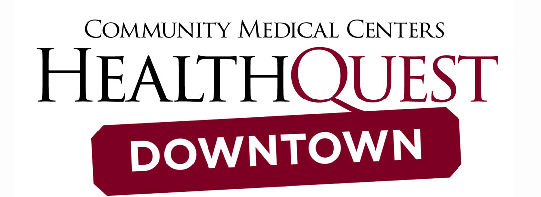 Community Medical Center Healthquest Logo