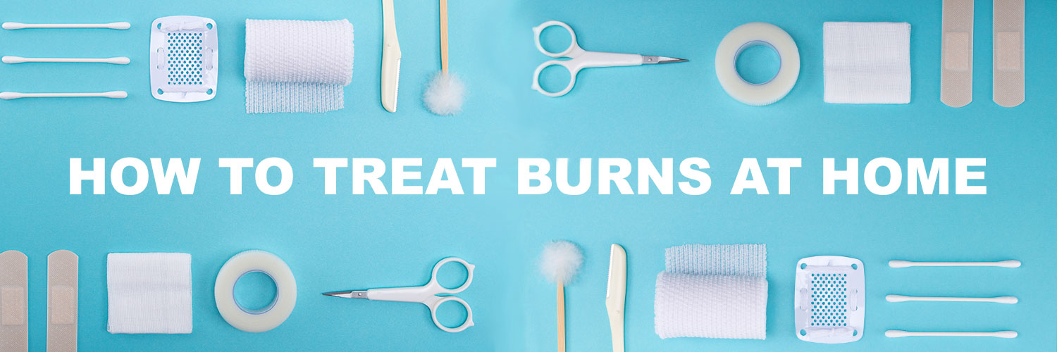 How to Treat a First-Degree Burn at Home - Community Medical
