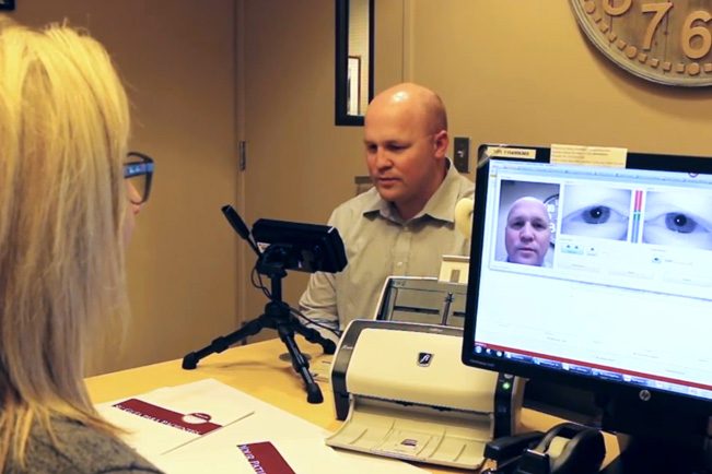 Matching the right patient to the right records with 'eyeprint' technology