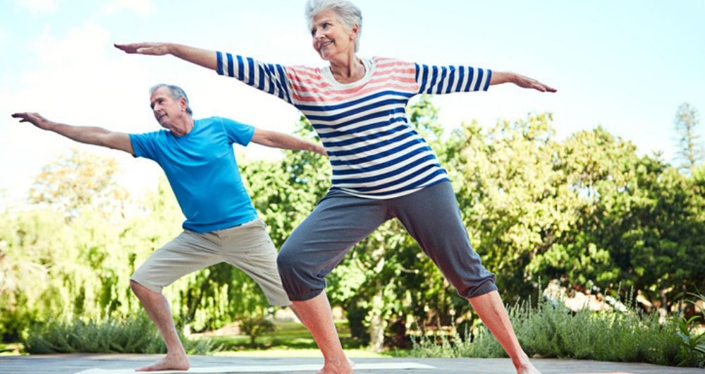 Fitness Tips for Senior Citizens