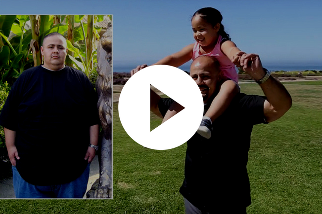 270 lbs. healthier 12 years after bariatric surgery [Video]